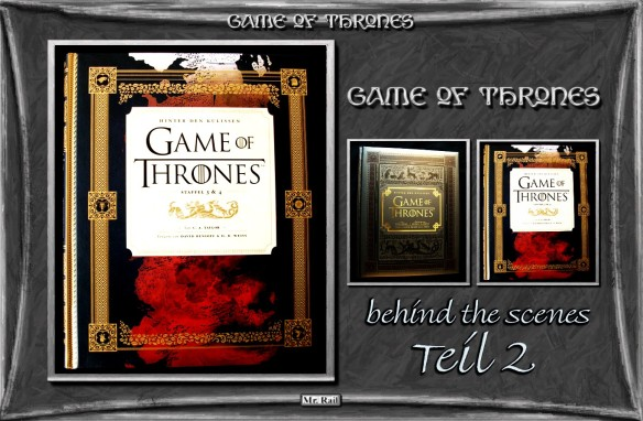 Game of Thrones - Hinter den Kulissen - Staffe 3 und 4