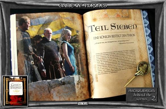 Game of Thrones - Hinter den Kulissen - Staffe 3 und 4