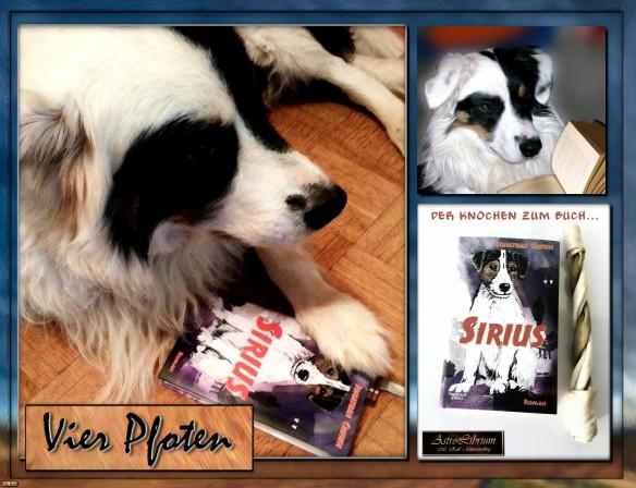Sirius von Jonathan Crown - Lesen mit Flocke