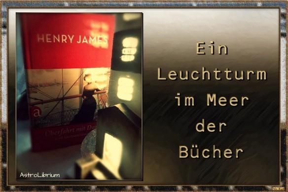 Überfahrt mit Dame - Henry James - Eine Salonerzählung