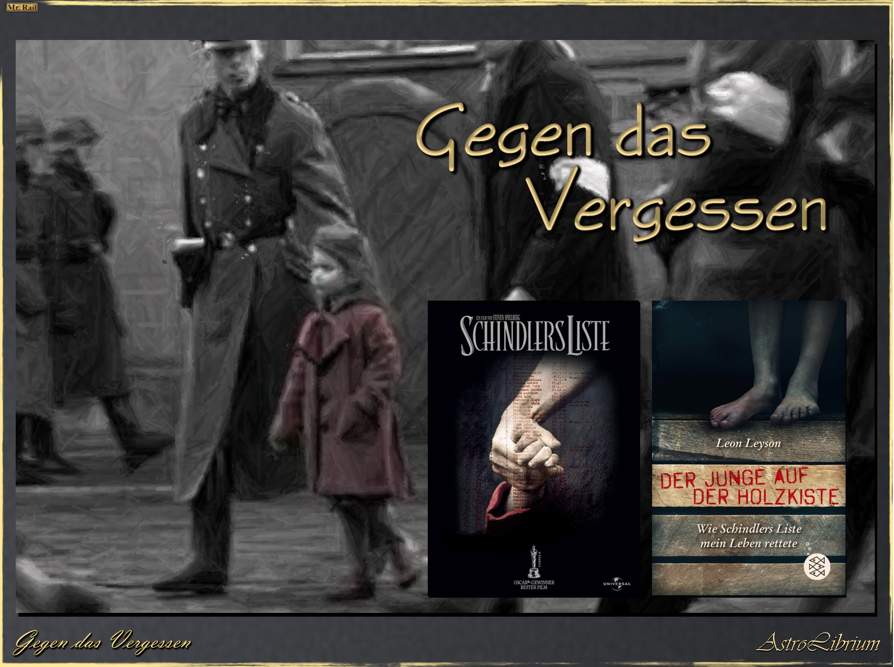 Schindlers liste film roter mantel