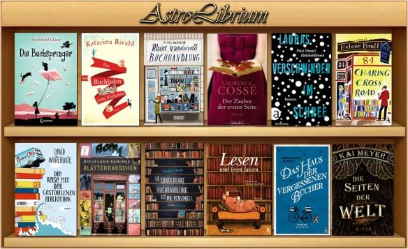 Bücher über Bücher bei AstroLibrium... Die Reise geht weiter...