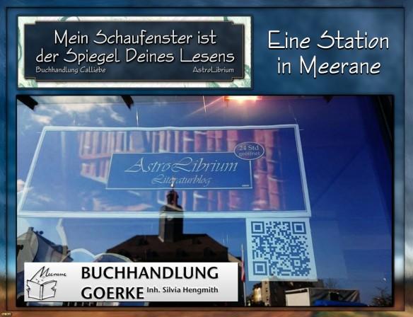 Mit einem Klick zur Buchhandlung Goerke von Silvia Hengmith in Meerane