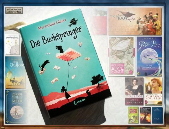 Die Buchspringer von Mechthild Gläser - Das Interview