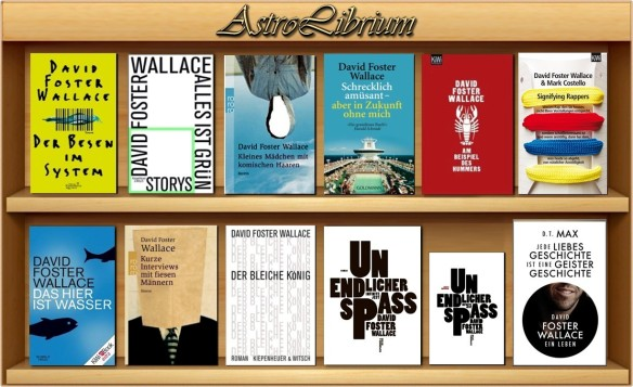 David Foster Wallace - Ein Lebensleseweg