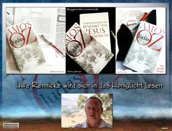 Judas von Amos Oz - Gewinner der Verlosung