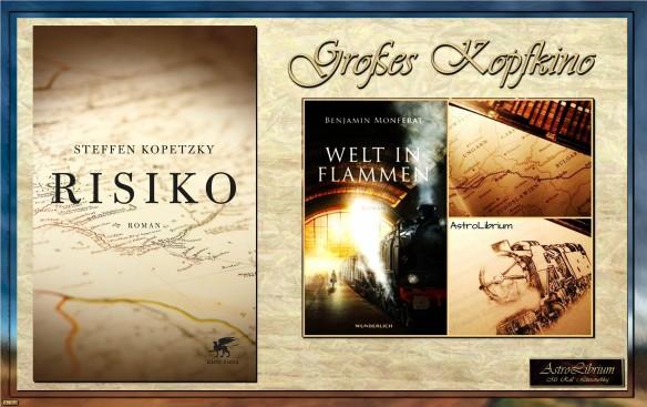 Zwei Romane von historischem Format