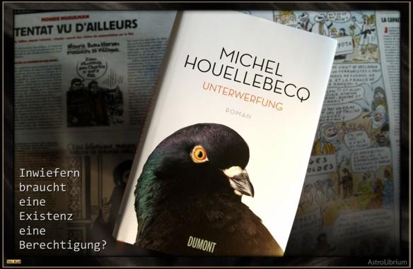 Unterwerfung von Michel Houllebecq