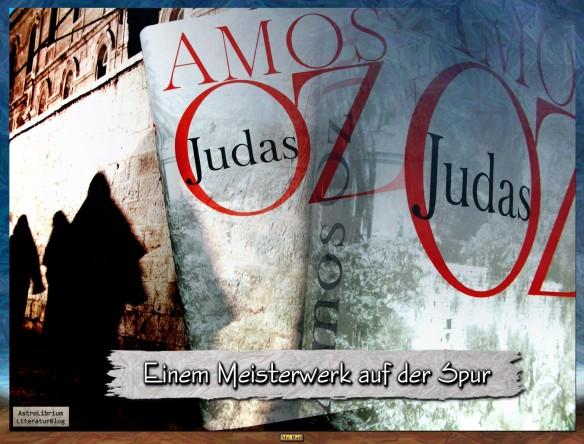 Judas von Amos Oz - Nominiert für den Preis der Leipziger Buchmesse - Übersetzung von Mirjam Pressler