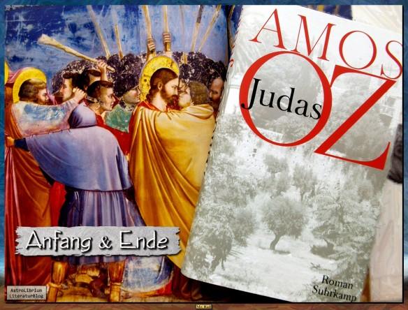 Judas von Amos Oz - Nominiert fürd en Preis der Leipziger Buchmesse - Übersetzung