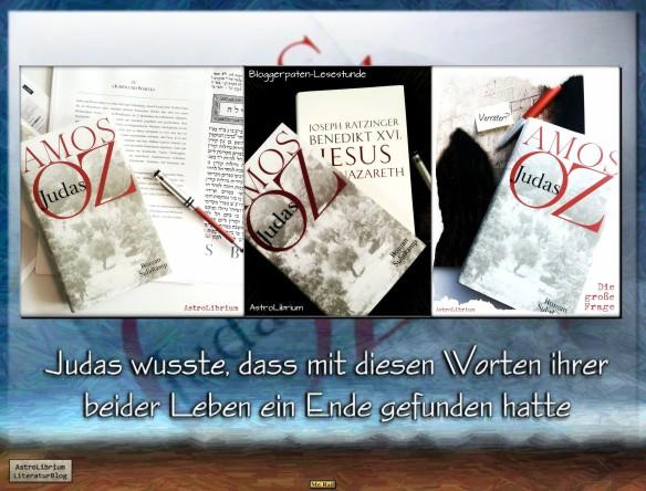 Judas von Amos Oz - Nominiert für den Preis der Leipziger Buchmesse - Übersetzung