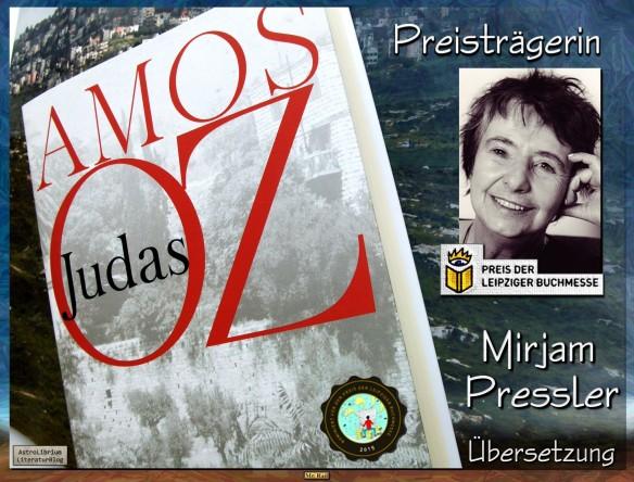 Mirjam Pressler - Preisträgerin Preis der Leipziger Buchmesse - Übersetzung
