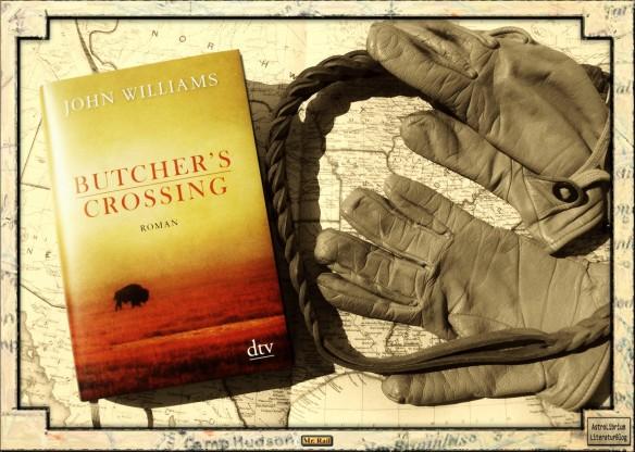 Butcher`s Crossing von John Williams