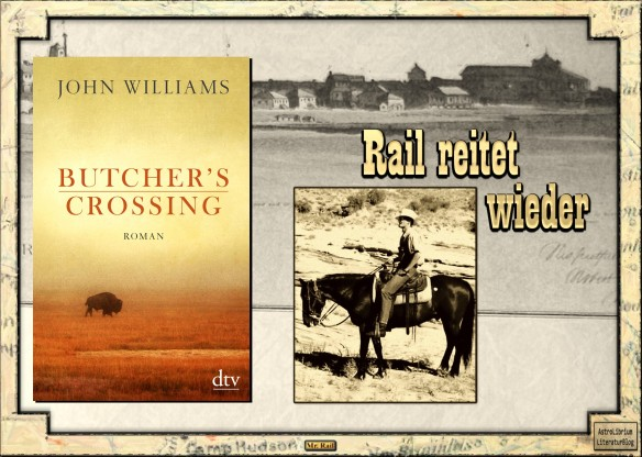 Butcher`s Crossing von John Williams