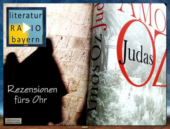Judas von Amos Oz - Mit einem Klick zur Audio-Fassung der Rezension