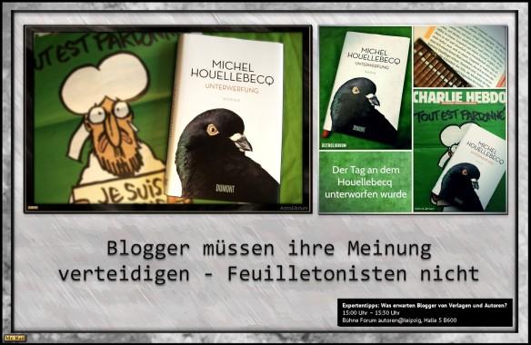Leipziger Buchmesse - Eklat bei Podiumsdiskussion - AstroLibrium