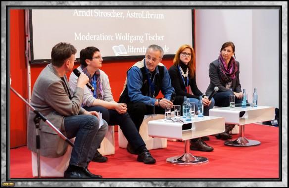 LBM15 - Die Leipziger Buchmesse - Bücher - Eulen - Emotionen (Bild: Theresa Engel)