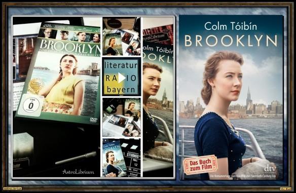 Brooklyn - Film und Buch im Vergleich