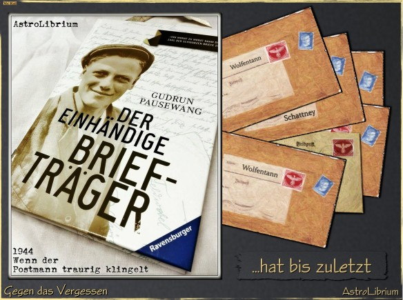 Der einhändige Briefträger von Gudrun Pausewang