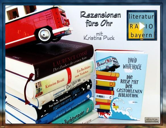 Die Reise mit der gestohlenen Bibliothek - Zweistimmig RadioAktiv