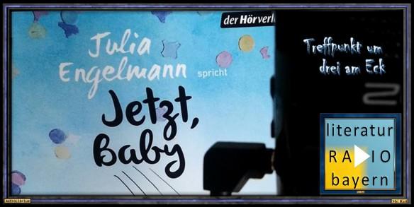 Jetzt, Baby - Poetry Slam von Julia Engelmann