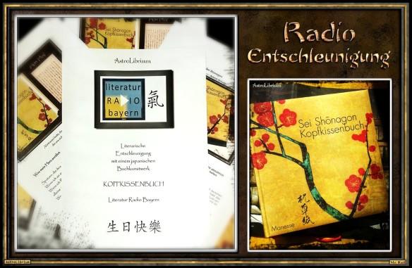 Das Kopfkissenbuch - Entschleunigung im Radio - Mit einem Klick zur Entspannung