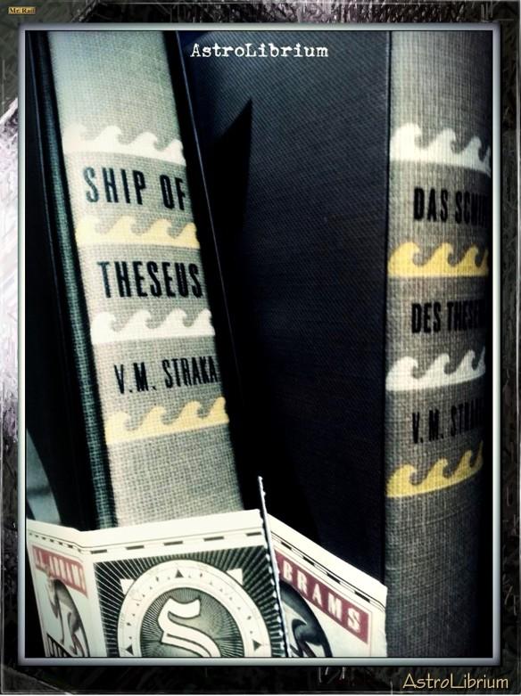 """""""S"""" von J.J. Abrams und Doug Dorst - Die Übersetzung liegt vor."""