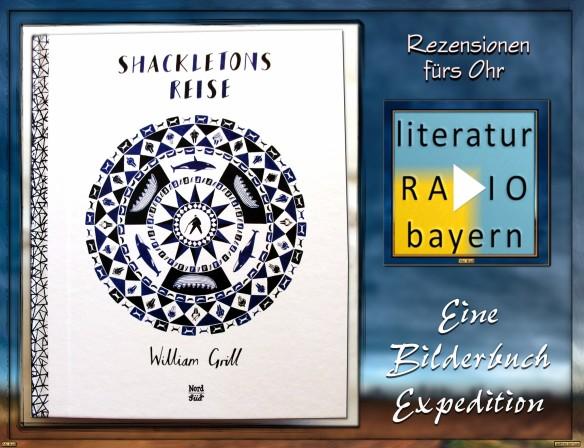 Shackletons Reise - Eine Rezension fürs Ohr...