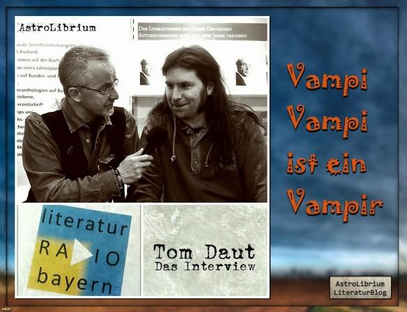 Tom Daut - Das exklusive Buchmesseinterview - Vampirfledermaus