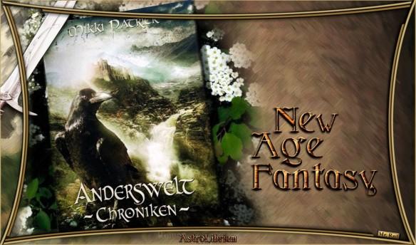 Anderswelt - Chroniken von Mikki Patrick
