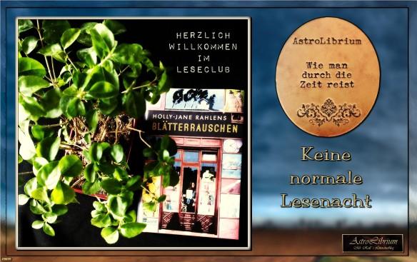 Blätterrauschen  von Holly-Jane Rahlens