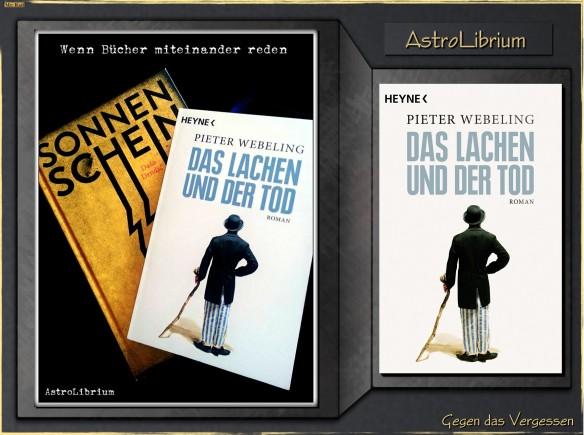 Das Lachen und der Tod von Pieter Webeling