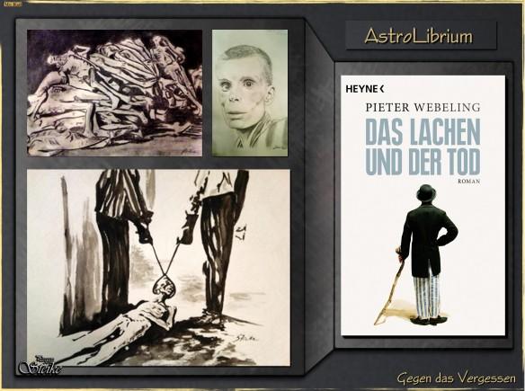 Das Lachen und der Tod von Pieter Webeling - Bilder von Peggy Steike