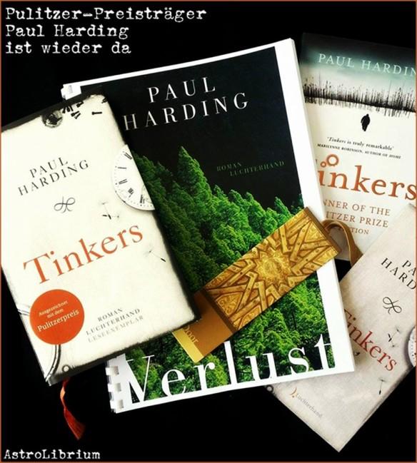 Nach Tinkers von Paul Harding fplgt Verlust