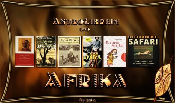 Ich hatte einen Blog in Afrika - Eine Lesereise