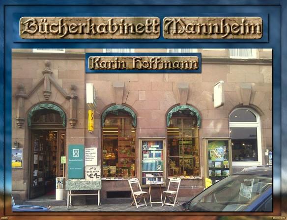 Buchhändler im Dialog... Hoffmann - Bücherkabinett Mannheim