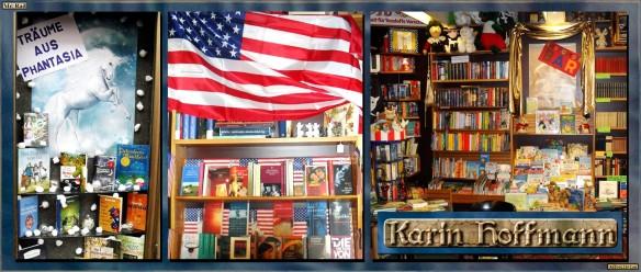 Buchhändler im Dialog... Karin Hoffmann - Bücherkabinett Mannheim