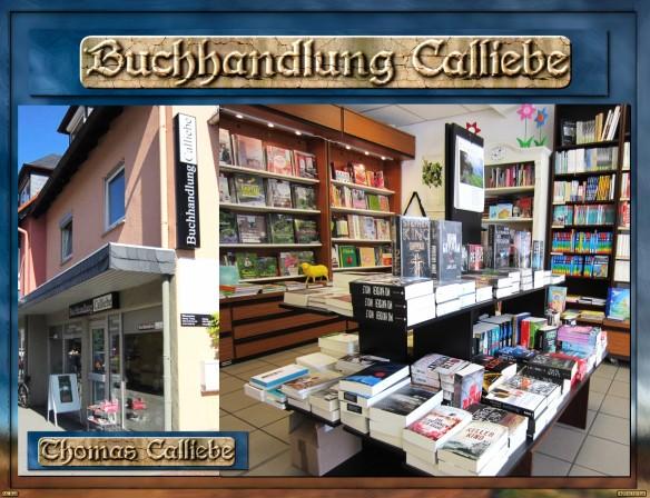 Aus Liebe zum Buch - Buchhändler im Dialog... Buchhandlung Calliebe
