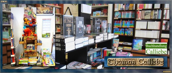 Buchhändler im Dialog... Thomas Calliebe - Buchhandlung Calliebe