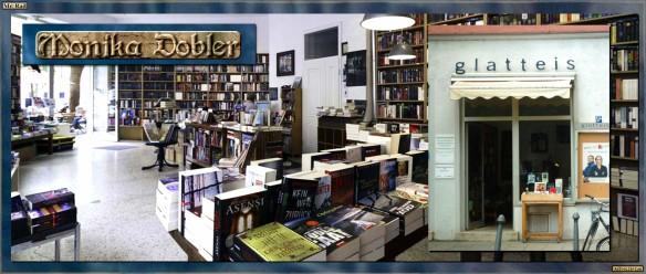Buchhändler im Dialog... Monika Dobler - Buchhandlung Glatteis