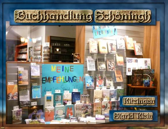 Aus Liebe zum Buch - Buchhändler im Dialog... Buchhandlung Schöningh - Kitzingen