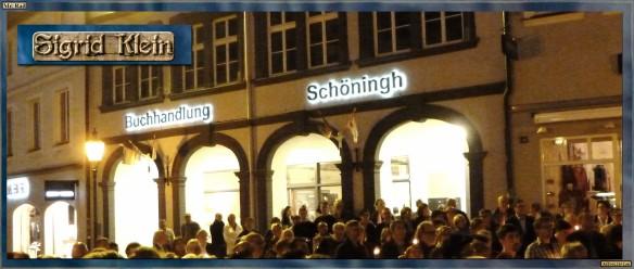 Buchhändler im Dialog... Sigrid Klein - Buchhandlung Schöningh
