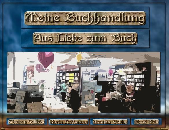 Aus Liebe zum Buch - Buchhändler im Dialog...