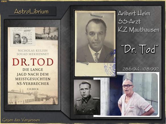 Dr. Tod - Die lange Jagd nach dem meistgesuchten NS-Verbrecher - AstroLibrium