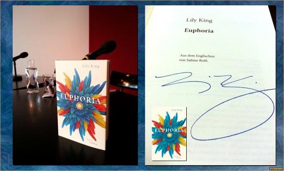 Für Euch signiert - Euphoria von Lily King