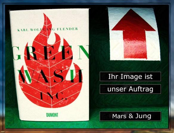 Greenwash, Inc. von Karl Wolfgang Flender