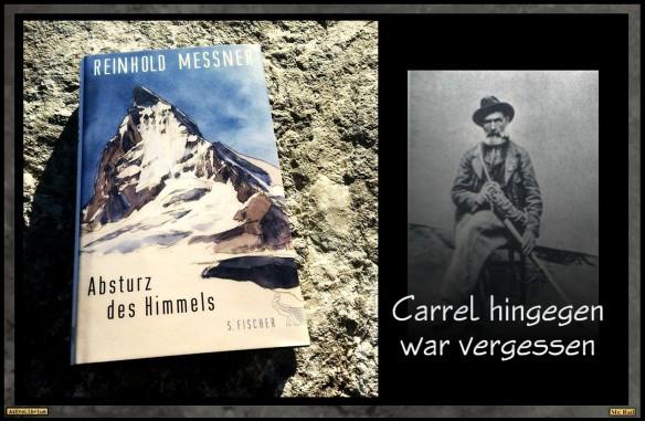Absturz des Himmels von Reinhold Messner