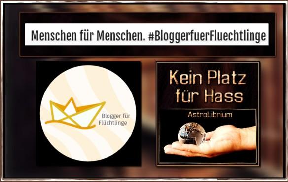 Blogger für Flüchtlinge - Zur Homepage
