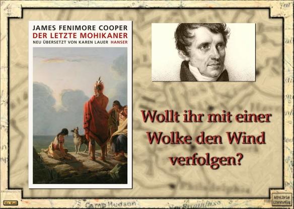 Der letzte Mohikaner von James Fenimore Cooper