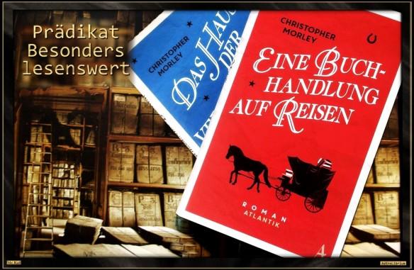 Eine Buchhandlung auf Reisen von Christopher Morley - Es geht weiter...